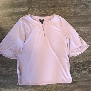 Ann Taylor Factory Angel Sleeve Tee